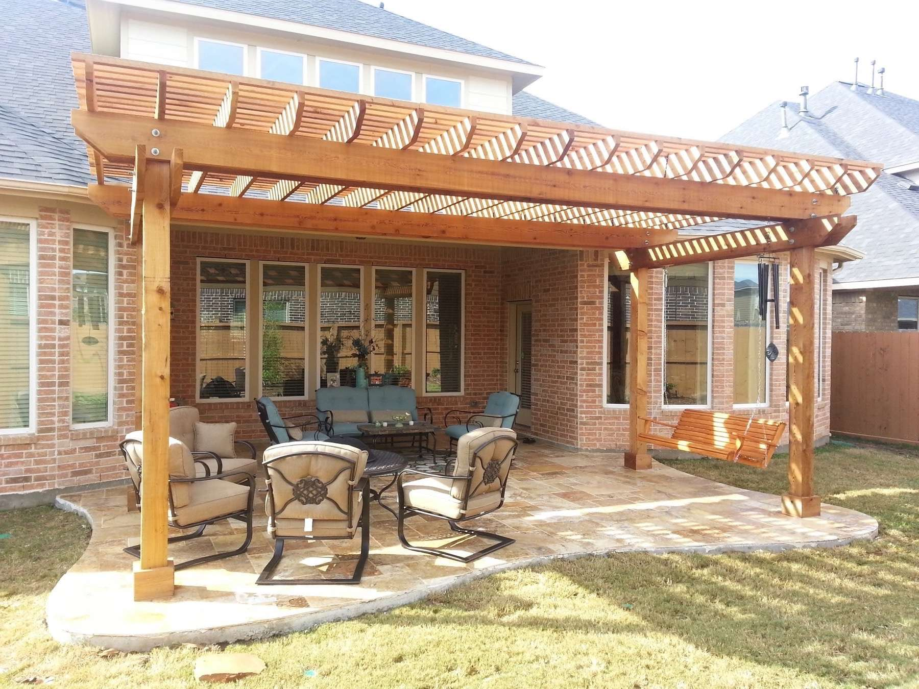 Outdoor living areas mb land design Outdoor living areas images